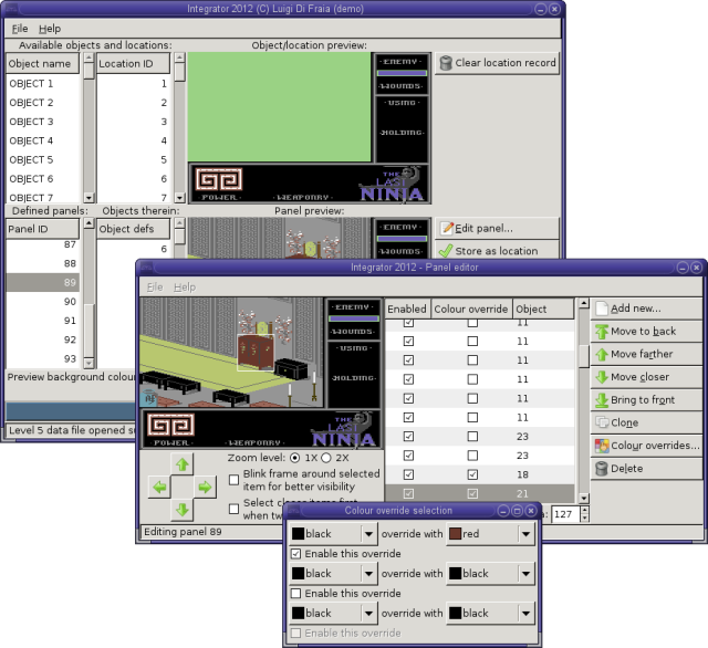 Integrator 2012 - Solaris SPARC build by Luigi Di Fraia