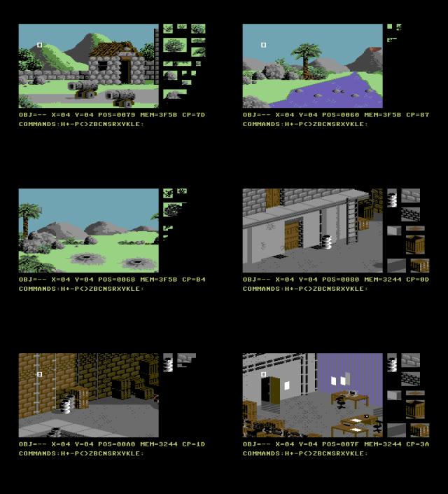 Loading non LN3 files into the C64 version of Integrator for LN3 by Luigi Di Fraia