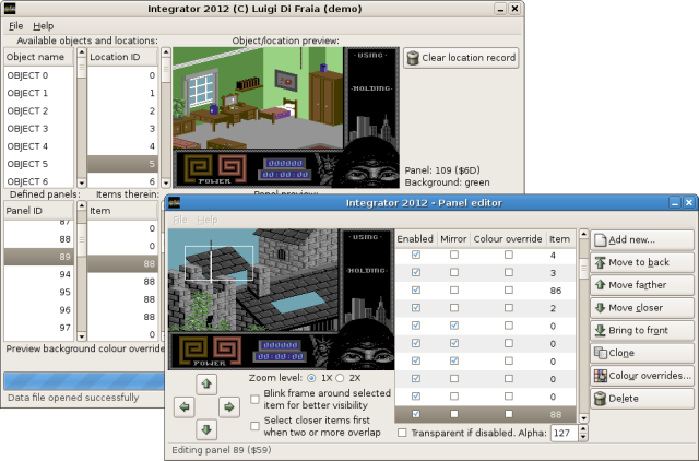 Integrator 2012 for LN2 - Linux build by Luigi Di Fraia