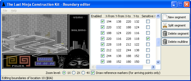 The Last Ninja Construction Toolkit: boundary editor by Luigi Di Fraia
