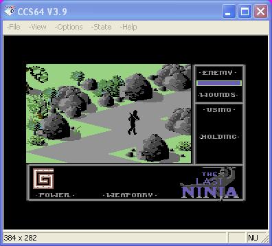 LN: Screen with the bug by Luigi Di Fraia