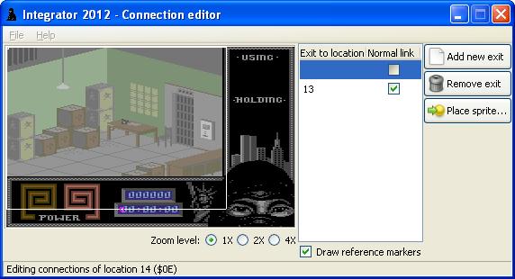Integrator 2012: connection editor example by Luigi Di Fraia