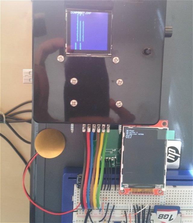 DC2N5 TAP v2 playback testing