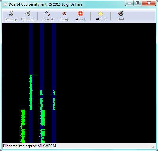 DC2N USB Serial Client under Windows 7 64-bit