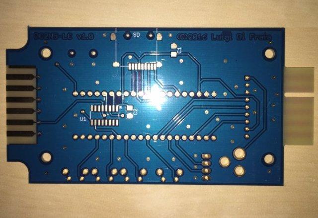DC2N5-LC board
