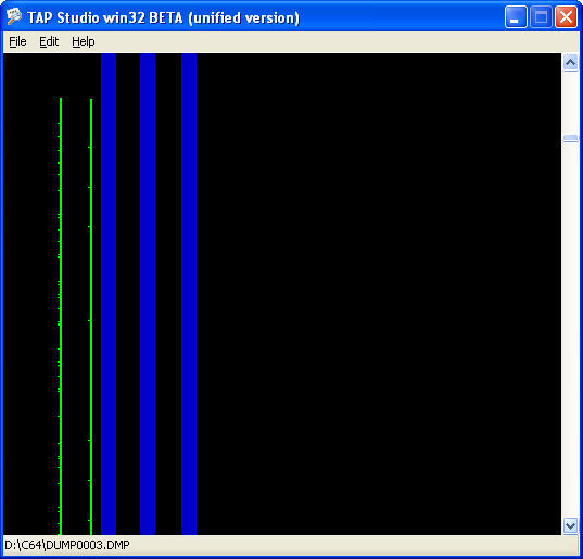 Output of the USB C2N emulator sampled by means of DC2N5-LC