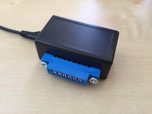 C2NEmu: first assembled prototype