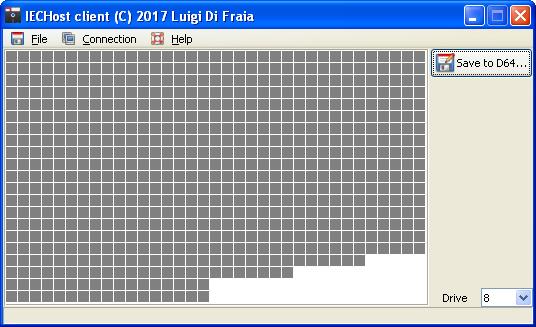 IECHost GUI client by Luigi Di Fraia