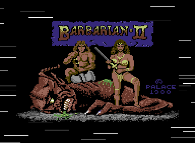 Barbarian II IFFL version by Luigi Di Fraia