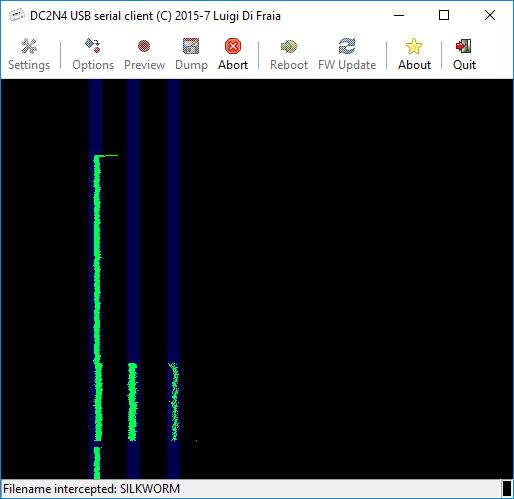 DC2N4-LC: Multi-threaded client running on Windows 10 by Luigi Di Fraia