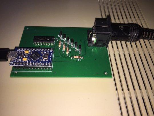 One of my IECHost prototypes by Luigi Di Fraia
