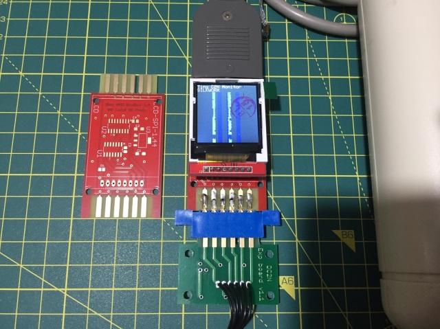 Tiny C2N Monitor: New batch under testing by Luigi Di Fraia