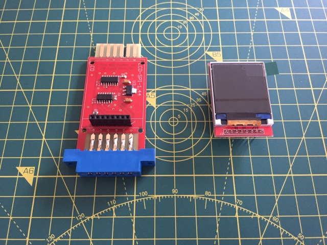 Tiny C2N Monitor for sale by Luigi Di Fraia