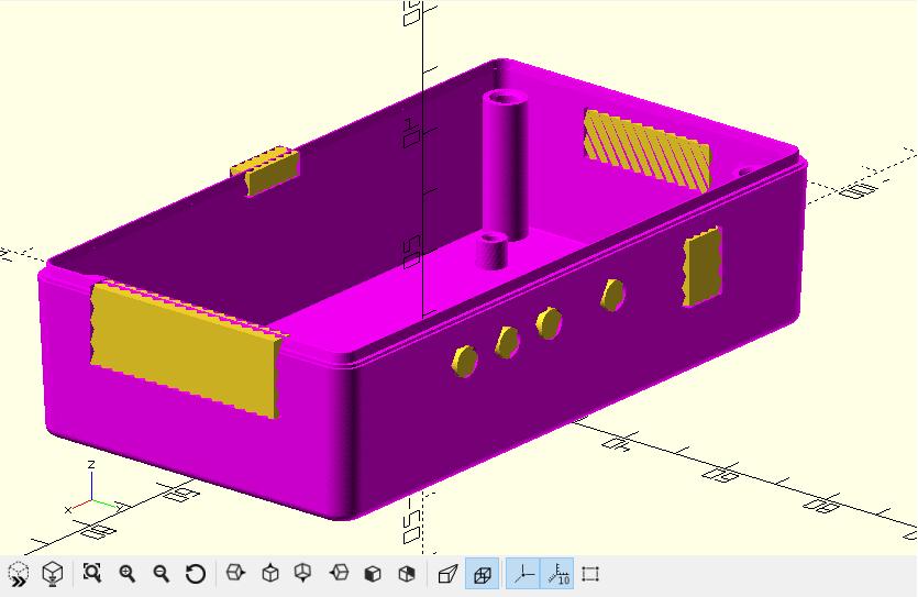 DC2N5-LC modifications I used to make by Luigi Di Fraia