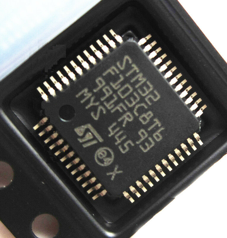 Image from the eBay listing for STM32 micro-controllers by Luigi Di Fraia