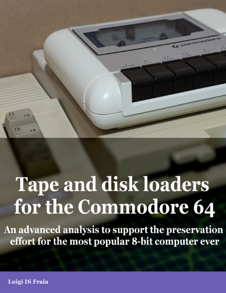 Tape and disk loaders for the Commodore 64 by Luigi Di Fraia