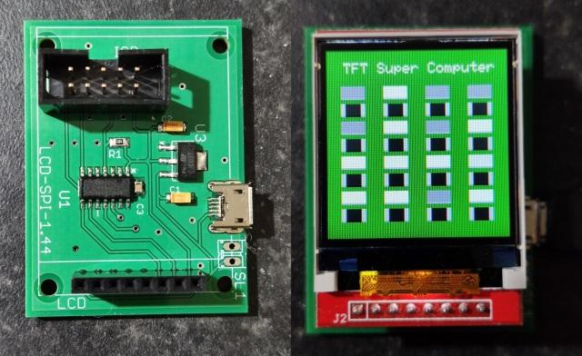 TFT Super Computer by Luigi Di Fraia